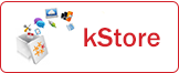 k-store button